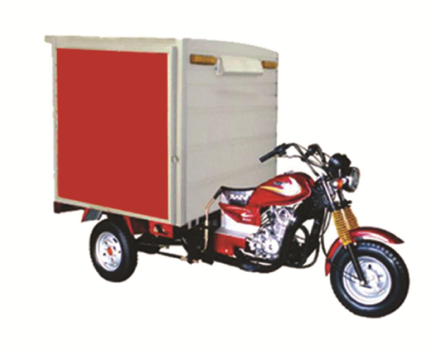 motor roda tiga Box multifungsi